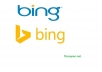give you 100USD Bing Ads Coupon Voucher only