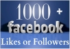 Provide you 1,500 Verified Facebook Fan Page Likes within 24 hours