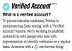 Verify your twitter account legally