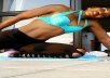 Do a 10 minutes workout Video a Customized 4 Weeks Meal Plan