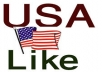 add Real and active 200+ USA  Facebook Fanpage like