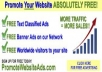 promote your website page more than 400000 people on Facebook groups, twitter, StumbleUpon withing 72 hours