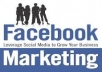 promote your business on Facebook,Twitter