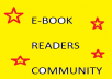 POST/PROMOTE YOUR E-BOOK TO 9 MILLION E-BOOK READERS