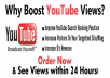 teach you how to Get 15,000++ Youtube Views per day!!