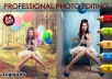do Professional Photoshop editing within 24 hour