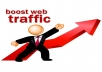 Send 20K+ High Quality Visitors to your website