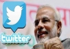 Add Real and active 1000+ India Twitter followers