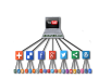 deliver 500-600 Youtube Social Video Shares - Bookmarks via Fb, Twitter, Google+, Digg, Reddit, Tumblr, etc.