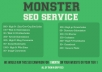 do FULL SEO Campaign For Your Website