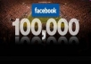 add 100,000 Real Facebook Followers SUBSCRIBERS