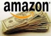 teach you how to make 4,000 dollars monthly on amazon