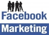 Help you to Post/Promote To 4,000,000+(400k+) Facebook Groups Members & 27,000+ Facebook Fans For your Link/Website/Product or Any Thing You Want