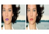 change the color of your lips in photos