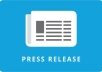 create a press release that turns heads