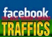 ADVERTISE your link/website/referral on big Facebook pages and groups