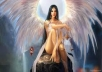 answer one psychic question and channel a message from your personal angel or archangel
