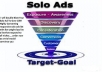 double Blast Your Solo Ad To Over 15M Highly Converting responsive solo ads list