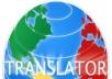 translate (500 words) or transcribe (100 words)