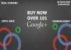 provide over 101 Google Plus votes for any website to boost your seo