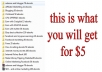 give you 500 making money eBooks