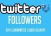 Add 2,000 Verified Twitter Followers Within 6-24 hours