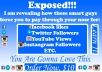 Expose How These Sellers Get Real Facebook, Twitter, Instangram, Pinterest etc Likes And Followers