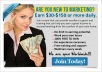 send you a link that can make you money working from home