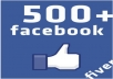 give you 2000 Facebook Likes