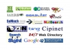 submit your Website  to 60 Directories as Reciprocal links