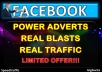Blast Your Link On 30 Facebook Group Pages Of Not Less Than 5000 Members Each Twice a Week