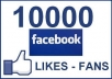 add 10,000+ Real Active Facebook Likes on Your Fan Page Within 6 hours
