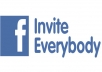 invite all my faceboob friends to like your fan page