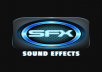 send you 250 awesome sound effects
