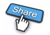 Share your website or any URL to my 2 million active Facebook members