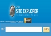 give you SEOmoz PRO Open Site Explorer OSE backlinks research data