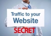 Show You Where To Get Unlimited Real and Targeted TRAFFIC To Your Website Everyday Without Spending A Cent