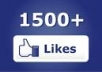 get you 4000+ Facebook Fans/Likes to any Facebook page