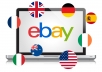 give you ebook to build your eBay Affiliate Stores