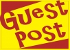 3 Guest posts on authority sites to boost your ranking