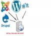 install any cms or php script PERFECTLY on web server