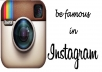 make you famous in INSTAGRAM, 1900 followers