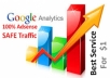 Send 12500+ Real (USA & world wide) Search Engine & Social Network TRAFFIC to Your Website or Blog