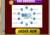 Do SEO Analysis To Put Your Website On Top