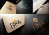 do a stunning logo mockup