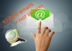 verify your 10,000 email list