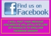 post Your Ads,Website,Products To Over 6million FACEBOOK Groups
