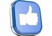 add INSTANT 4000 FaceBook Page likes or Photo or POST LIKE