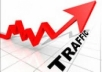 GIVE YOU 4500+ HUMAN TRAFFIC BY Google Facebook Twitter Youtube Pinterest etc to web site