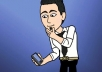 create attractive FB bitstrip charactor for you